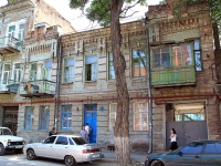 Rostov-on-Don, Stanislavsky st, house 14. Apartment house