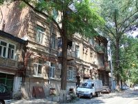 Rostov-on-Don, Stanislavsky st, house 35. Apartment house