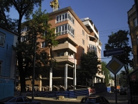 Rostov-on-Don, Stanislavsky st, house 46/21. building under construction