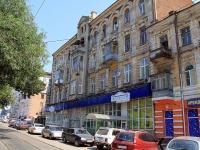 Ростов-на-Дону, улица Станиславского, дом 52. многоквартирный дом