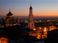 Rostov-on-Don, cathedral Кафедральный собор во имя Рождества Пресвятой Богородицы, Stanislavsky st, house 58