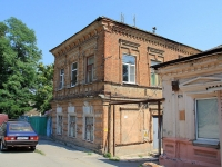 Rostov-on-Don, Stanislavsky st, house 144. Apartment house