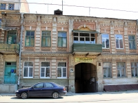 Rostov-on-Don, Stanislavsky st, house 158. Apartment house