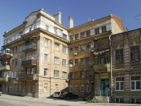 Rostov-on-Don, Stanislavsky st, house 160. Apartment house
