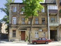 Rostov-on-Don, Stanislavsky st, house 162/164. Apartment house