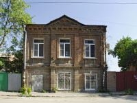 Rostov-on-Don, Stanislavsky st, house 182. Apartment house
