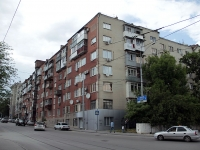 Rostov-on-Don, Teatralny avenue, house 40. Apartment house