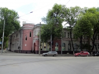 Rostov-on-Don, office building Аварийная Служба Водоканала Пролетарского района ОАО, Teatralny avenue, house 50