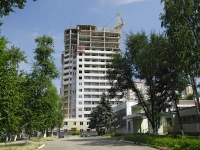Rostov-on-Don, Tekuchev st, house 244Е. building under construction