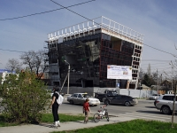 Rostov-on-Don, Tekuchev st, house 302. building under construction