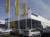 Ростов-на-Дону, автосалон Renault, автоцентр, группа компаний ААА моторс, улица Текучева, дом 352А