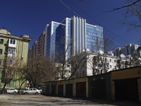Rostov-on-Don, Tekuchev st, house 232. Apartment house