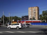 Rostov-on-Don, avenue Mira, house 2. Apartment house