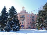 Rostov-on-Don, avenue Mira, house 27. Apartment house