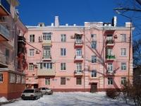 Rostov-on-Don, avenue Mira, house 28. Apartment house
