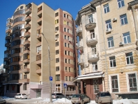 Rostov-on-Don, Selivanov st, house 68Д. Apartment house
