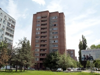 Rostov-on-Don, Selmash avenue, house 14. Apartment house