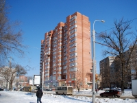 Rostov-on-Don, Selmash avenue, house 18. Apartment house