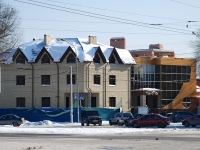 Rostov-on-Don, Sholokhov avenue, house 132/СТР. building under construction