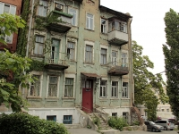 Rostov-on-Don, Chekhov avenue, house 4. Apartment house