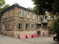 Ростов-на-Дону, Чехова проспект, дом 10. многоквартирный дом