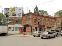Ростов-на-Дону, Чехова проспект, дом 25. многоквартирный дом