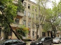Rostov-on-Don, Chekhov avenue, house 27. Apartment house