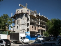 Rostov-on-Don, Chekhov avenue, house 65. building under construction