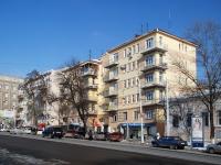 Ростов-на-Дону, Ворошиловский проспект, дом 8. многоквартирный дом