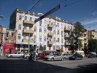 Rostov-on-Don, Voroshilovsky avenue, house 10А. Apartment house