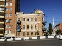 Rostov-on-Don, Voroshilovsky avenue, house 11. Apartment house