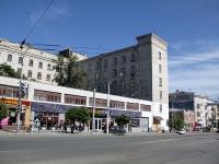 Ростов-на-Дону, Ворошиловский проспект, дом 12. многофункциональное здание
