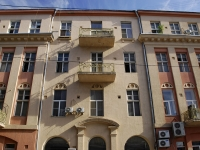 Rostov-on-Don, Voroshilovsky avenue, house 18. Apartment house