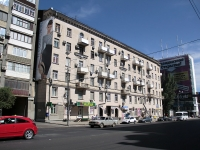 Rostov-on-Don, Voroshilovsky avenue, house 34. Apartment house