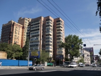 Rostov-on-Don, Voroshilovsky avenue, house 40. Apartment house