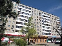 Rostov-on-Don, Voroshilovsky avenue, house 58. Apartment house