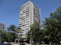 Rostov-on-Don, Voroshilovsky avenue, house 60. Apartment house