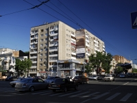 Rostov-on-Don, Voroshilovsky avenue, house 67. Apartment house