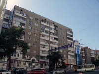Rostov-on-Don, Voroshilovsky avenue, house 69/73. Apartment house