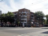 Rostov-on-Don, Voroshilovsky avenue, house 75. Apartment house