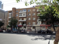 Rostov-on-Don, Voroshilovsky avenue, house 75. Apartment house