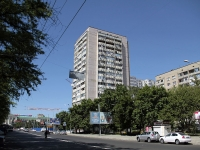 Rostov-on-Don, Voroshilovsky avenue, house 80. Apartment house