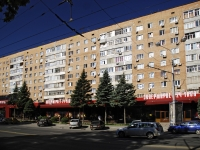 Rostov-on-Don, Voroshilovsky avenue, house 91/1. Apartment house