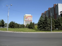 Rostov-on-Don, square ГагаринаVoroshilovsky avenue, square Гагарина