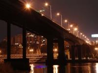 Rostov-on-Don, bridge ВорошиловскийVoroshilovsky avenue, bridge Ворошиловский