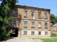 Rostov-on-Don, Maksim Gorky st, house 39. Apartment house