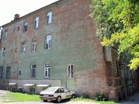Rostov-on-Don, Maksim Gorky st, house 42. Apartment house