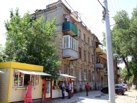 Rostov-on-Don, Maksim Gorky st, house 68. Apartment house