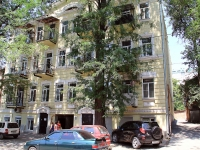 Rostov-on-Don, Maksim Gorky st, house 69. Apartment house