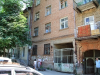 Rostov-on-Don, Maksim Gorky st, house 114. Apartment house